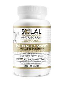 Solal Naturally Sweet - 250g Powder