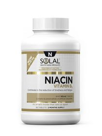 Solal Niacin 35mg