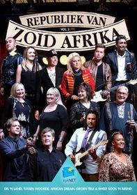 Zoid Afrika Vol 3 (CD)