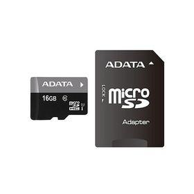 Adata Premier 16GB Class 10 Micro SDHC and SD Adapter