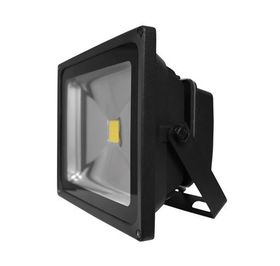 Luceco - LED Floodlight 30 Watt 5000K CCT Black Body - 0.5m