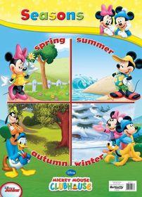 Butterfly Wallchart - Mickey Mouse Seasons