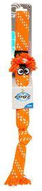 Rogz Scrubz Medium 440mm Oral Care Dog Toy - Orange
