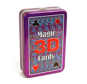 Magic 3D Cards