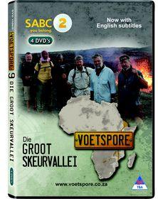 Voetspore 9: Die Groot Skeur Valei (DVD)