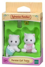 Sylvanian Families Persian Cat Twins
