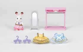 Sylvanian Families Dressing Area Set