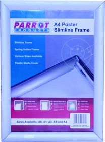 Parrot Poster Frame - A3 Slimline Frame