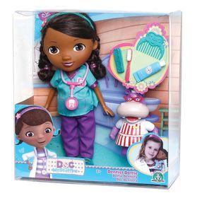 Disney Doc McStuffins Specialist - Dentist Dottie Doll