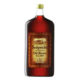 Sedgwicks Original Old Brown Sherry Case - 12 x 1 Litre