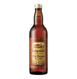 Sedgwick's - Original Old Brown Sherry - Case 12 x 750ml