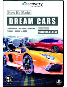 How It's Made: Dream Cars Season 1 (DVD)