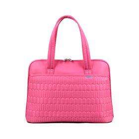 """Kingsons 15.4"""" Valentine Laptop Bag - Pink"""