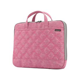 "Kingsons 15.6"" Ladies Bag Trace - Pink"