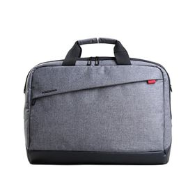 "Kingsons 15.6"" Trendy Shoulder Bag - Grey"