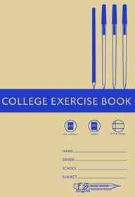 Freedom Stationery 32 Page A4 F&M College Exercise Book (20 Pack)