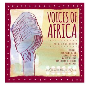 Various - Grand Masters Collection: Voice Of Africa (CD)