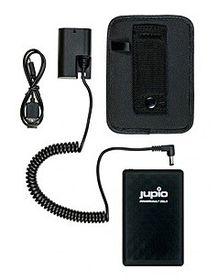 Jupio Power Vault DSLR Canon LP-E6
