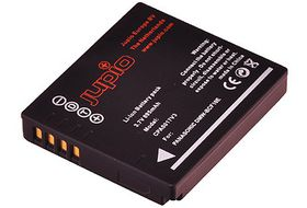 Jupio Battery for Panasonic DMW-BCF1 /CGA-S106