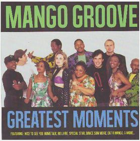 Mango Grooove - The Greatest Moments (CD)