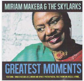 Miriam Makeba - The Greatest Moments (CD)