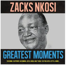 Zacks Nkosi - The Greatest Moments (CD)
