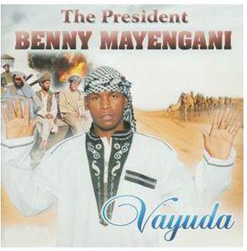 Benny Mayengani - Vayuda  (CD)