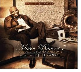 DJ Terance - Music Box Vol 7 (CD)