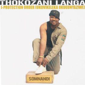 Thokozani Langa - Iprotection Order (DVD)