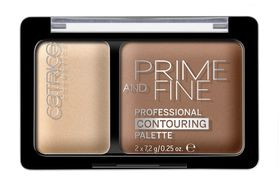 Catrice Prime and Fine Professional Contouring Palette 020 Duo Colour