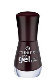 Essence The Gel Nail Polish 58 Maroon
