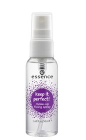 Essence Keep It Perfect! Make -Up Fixing Spray Transparent