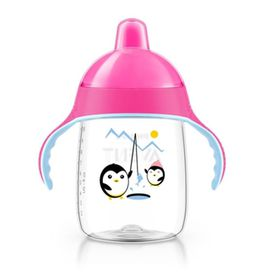 Philips Avent - Premium Spout Cup - Pink