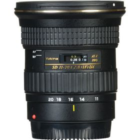 Tokina 11-20mm f2.8 AT-X Pro DX Lens
