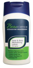 beaucience For Men Face and Body Revitalising Lotion -220ml