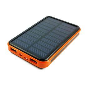 Tuff-Luv Solar Power Bank 10 000mah and Charger