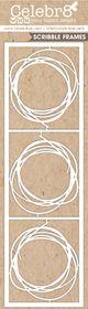 Celebr8 Matt Board Lanki - Scribble Frames