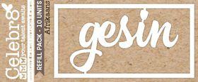 Celebr8 Loosies - Gesin