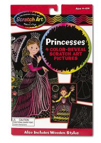 Melissa & Doug Colour Reveal Princess