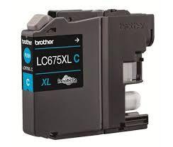Brother LC675XLC Ink Cartridge - Cyan