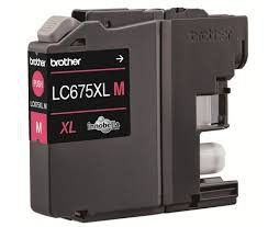 Brother LC675XLM Ink Cartridge - Magenta