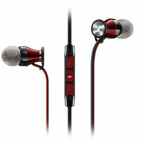 Sennheiser M2-IEI MOMENTUM Earphones - Red