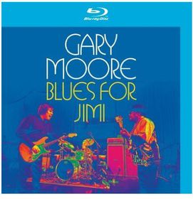 Gary Moore - Blues For Jimi (DVD)