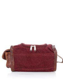 G7 MK1 Wash Bag - Mulberry