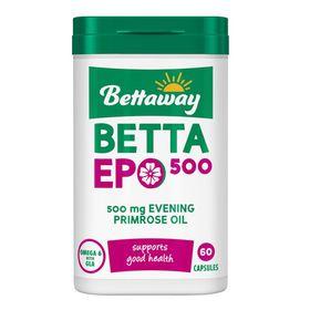Bettaway Evening Primrose Oil