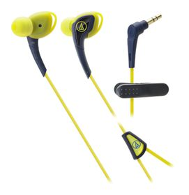 Audio Technica SonicSport In-Ear Headphones - Navy
