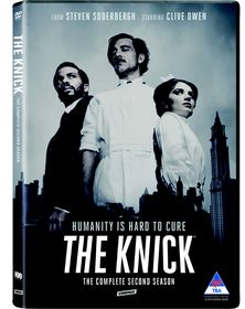 The Knick Season 2 (DVD)