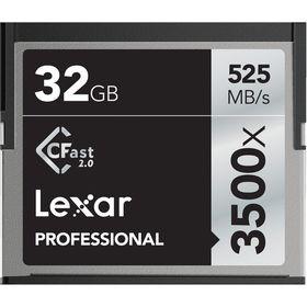 Lexar 32GB Professional Compact Flash Card