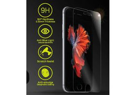 Jivo Tempered Glass for Apple iPhone 6/6s Plus- Clear