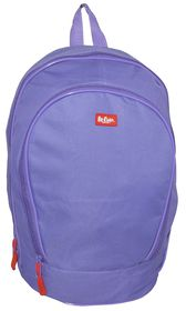 Lee Cooper Student Backpack- Small - Purple